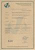 RoHS Test Certificate