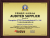 SGS cetificate by made in China about ETON factory