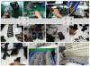 step of wireless charger production,wireless charger test and package