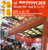 2018 Chinaplas Booth No.8.1H 78L Ruian Donghang Packing Machine Co.,ltd