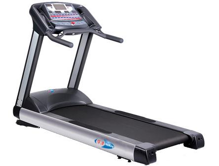 AC Deluxe Motorized Treadmill / HT-2008
