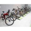 Electric bike show room
