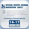Exhibition1--Sviaz Expocomm Moscow 2013