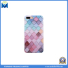 Cellphone Smooth Touch IMD Soft TPU Case for iPhone and Samsung