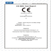 CE EMC Test Report