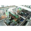Conveyor belt rubber mixing machine