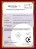 Acrylic vacuum forming machine CE certificate