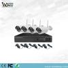 Wdm 4CH 1080P CCTV IP Camera Kit with Wireless WiFi P2p NVR