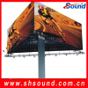 Glossy PVC coated frontlit banner