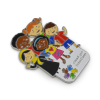Dubai Tourist Souvenir Cartoon Shape Refrigerator Magnet with Magnet