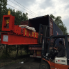 Loading Machine to India