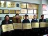Certificates& Honors