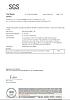 SGS Calcium Znc Tbilizing Aent Material Test Report 1