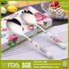Ceramic Handle Stainless Steel Spoon Set