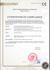 we have CE certificate