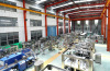 factory overview for water and juice filling packing machine