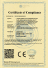 CE Certificate for wire strobe light