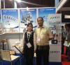 20150916-0919 HEYI in exhibition of Electrical ,power &Renewable Energy Indonesia 2015
