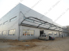 Steel Construction for Car Accessories Workshop