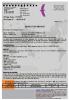 SGS Certificate of Dicalcium Phosphate Granular