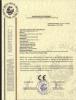 CE Certificate for TCC