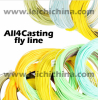 ALL 4 Casting fly fishing line