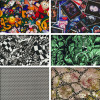 Newst water transfer printing film catalog for hydrographic display