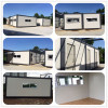 20ft standard size 50mm sandwich panel container house