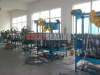 Gland packing braided production line
