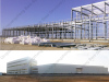 Steel Structure Building for Plastic Plant in Saudi Arabia
