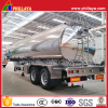 Aluminum alloy liquid tank semi trailer