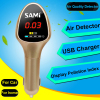 Portable Multi Gas Detector Multi Gas Analyzer for CH20, Tvoc, Co, H2s, No2, No, So2