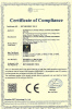 CE ROHS Certificate moving head led par light