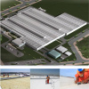 Volkswagen Automatic Transmission (Tianjin) Co., Ltd. PVC ROOFING PROJECT