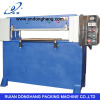 Hydraulic 4 Column Cutting Machine for Leather/Rubber/Plastic/Luggage and Baggage
