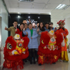 New starting with Lion dance