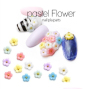 3D Nail Art Resin Flowers