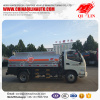 Foton Aoling 5000liters fuel tank truck for sale