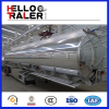 Adr DOT Saso Certificated Aluminum Alloy 5454 Tanke Trailer