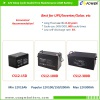 CSPOWER deep cycle AGM battery upto 12v250ah