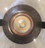 Brass LED Downlight YX-TD010