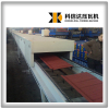 KXD Stone coated roofing tile making machine