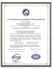 ISO14001 Cetificate of Filters