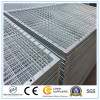 Welded wire mesh fence panel