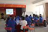 All Hengtai gearbox speed reducer motor's salesman attend the sales skill training.