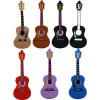 Fashion Cartoon Guitar Violin 8GB U Disk for Gift