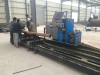 Five Axis CNC Pipe Cutter onsite