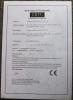 CE EMC certificate