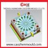 16 cavity plastic spoon mould design from Taizhou Huangyan Caozhen Mould Co.,ltd