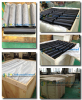 3400 pcs HDPE Coveyor rollers delivered to Kazakhstan for assembly line JSC project on 2012